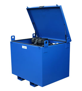 350 litre adblue dispenser