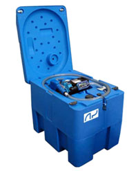 210 litre adblue dispenser