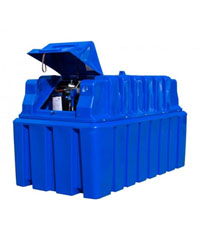 2500 litre adblue dispenser