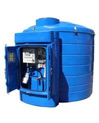 6000 litre adblue dispenser