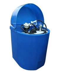 710 litre adblue dispenser