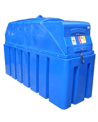 1350 litre adblue dispenser